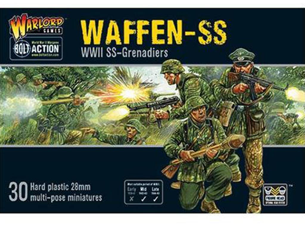 Waffen-SS (Vista 1)