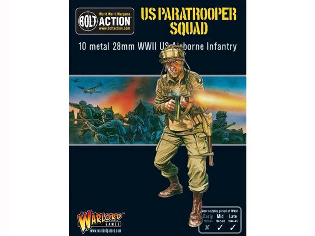 US Paratrooper Squad (Vista 1)
