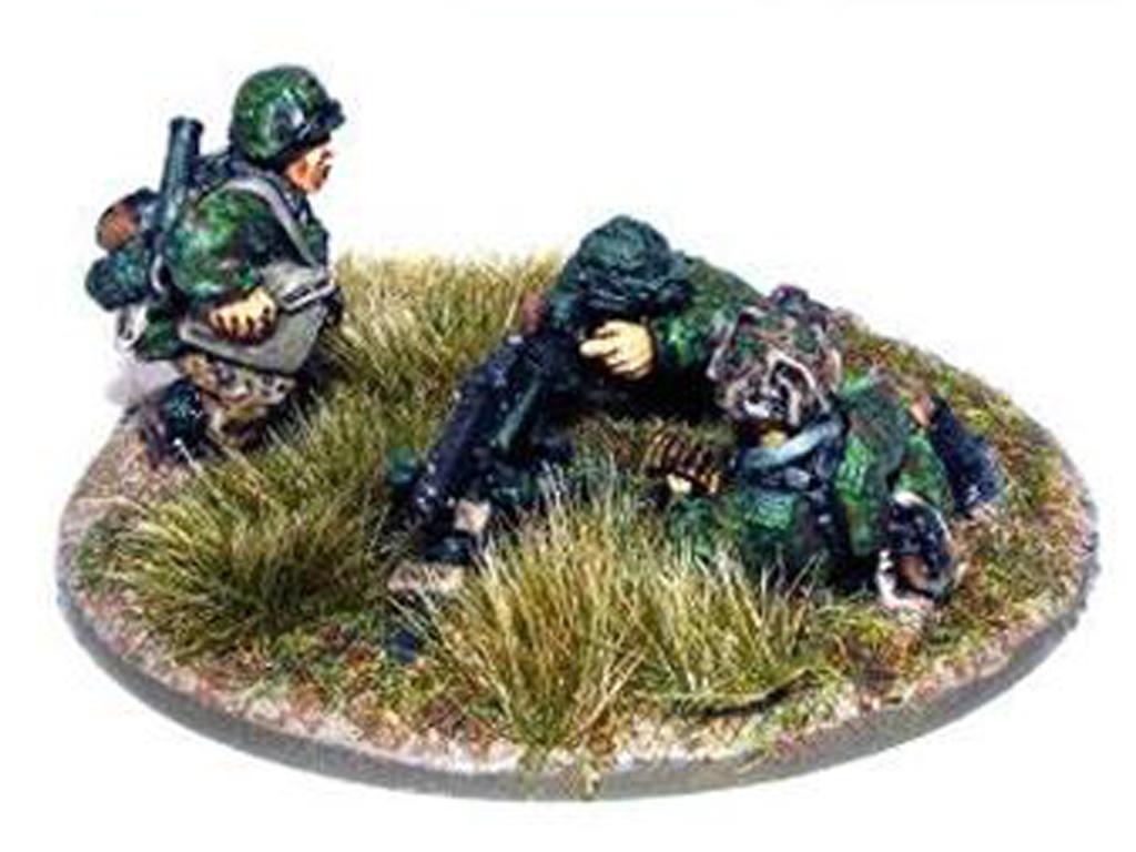 Waffen-SS MG42 MMG team (Vista 1)