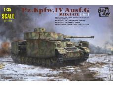 Panzer IV Ausf.G Mid/Late  - Ref.: BORD-BT001