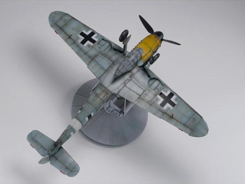 Messerschmit Bf 109-G6 (Vista 6)