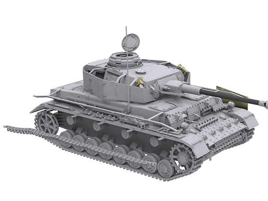 Panzer IV Ausf.G Mid/Late  (Vista 5)