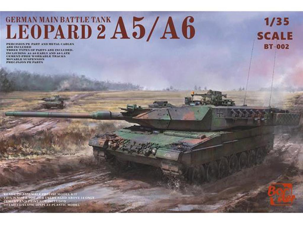 Leopard 2 A5/A6 (Vista 1)