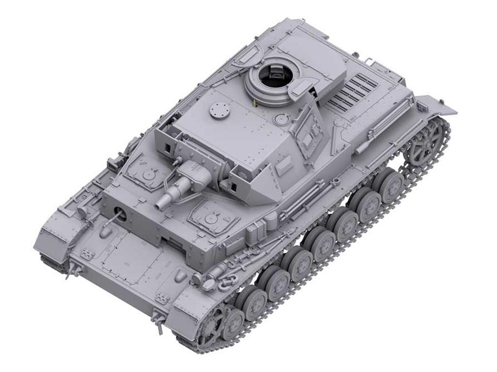 Panzer IV Ausf. F1 mit Zusatzpanzerung (Vista 2)