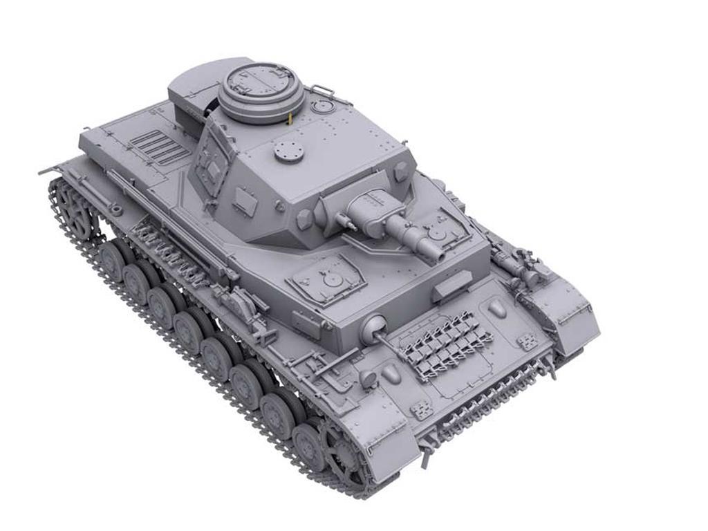 Panzer IV Ausf. F1 mit Zusatzpanzerung (Vista 3)