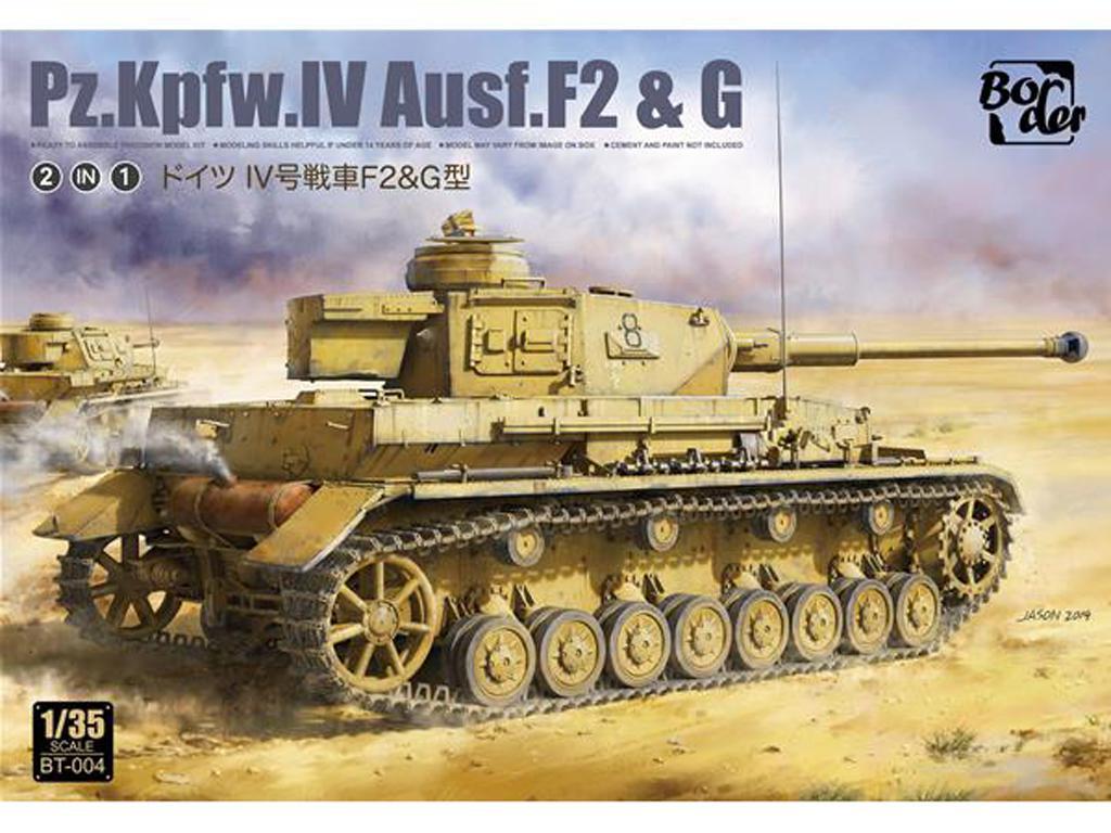 Panzer IV Ausf. F1 mit Zusatzpanzerung (Vista 1)