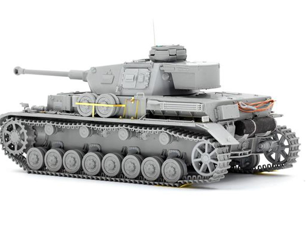 Panzer IV Ausf. F1 mit Zusatzpanzerung (Vista 5)