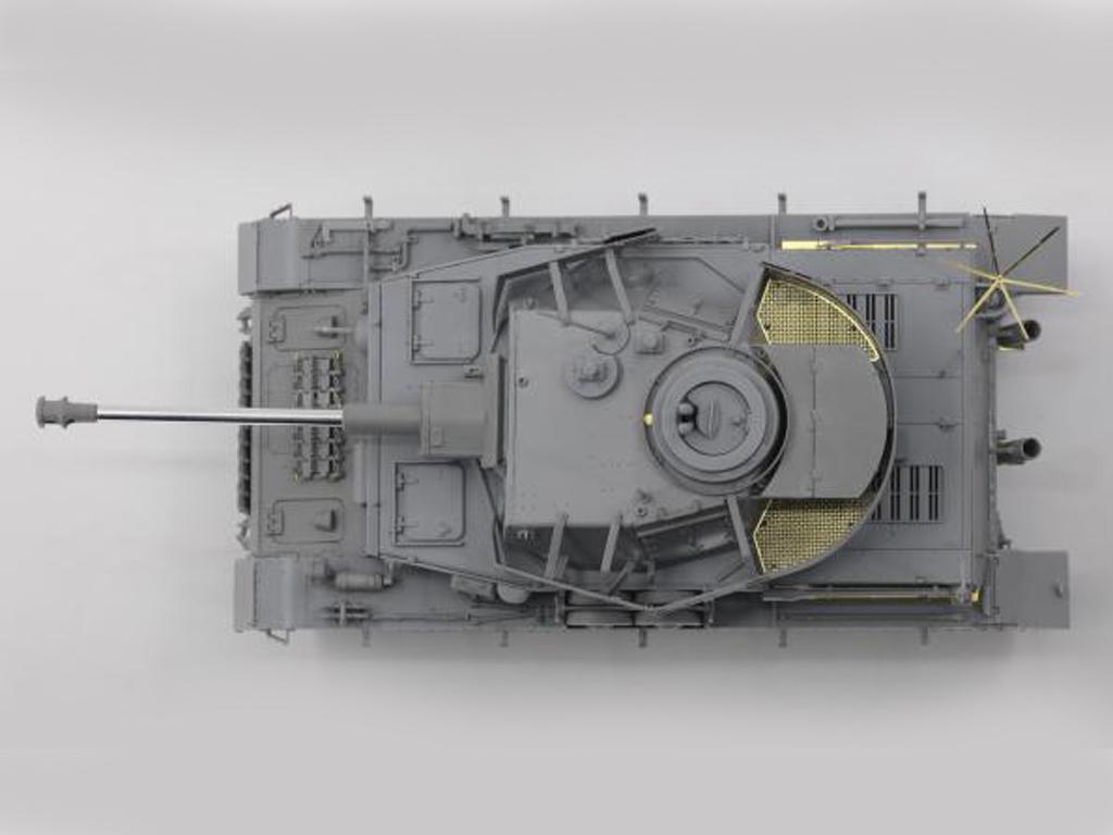 Panzer Beob.Wg.IV Ausf.J (Vista 10)