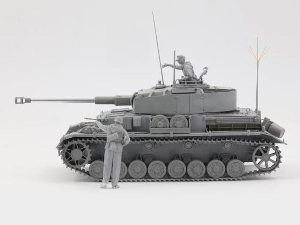 Panzer Beob.Wg.IV Ausf.J (Vista 3)