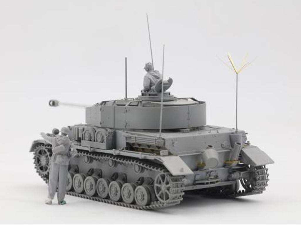 Panzer Beob.Wg.IV Ausf.J (Vista 4)