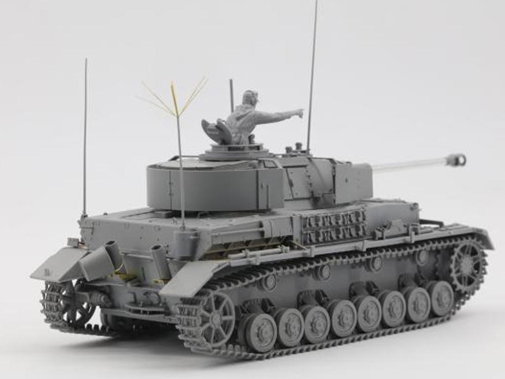 Panzer Beob.Wg.IV Ausf.J (Vista 5)