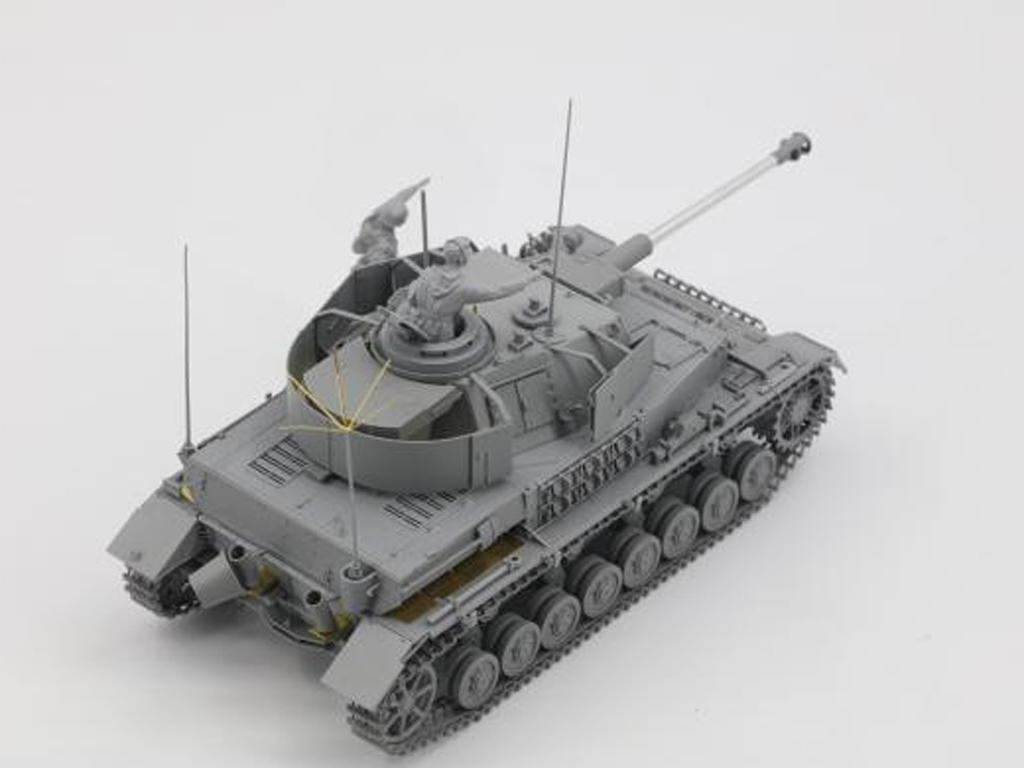 Panzer Beob.Wg.IV Ausf.J (Vista 6)