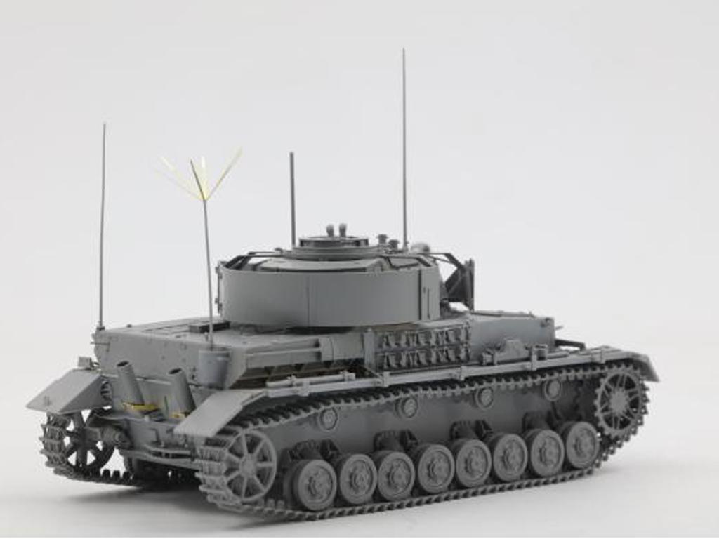 Panzer Beob.Wg.IV Ausf.J (Vista 7)