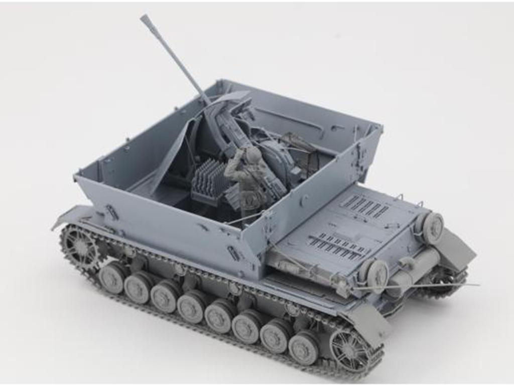Mobelwagen 3,7cm Flak Auf Fgst Pz.Kpfw IV (Vista 2)