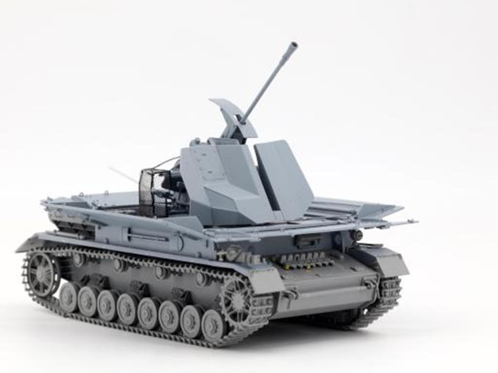 Mobelwagen 3,7cm Flak Auf Fgst Pz.Kpfw IV (Vista 5)