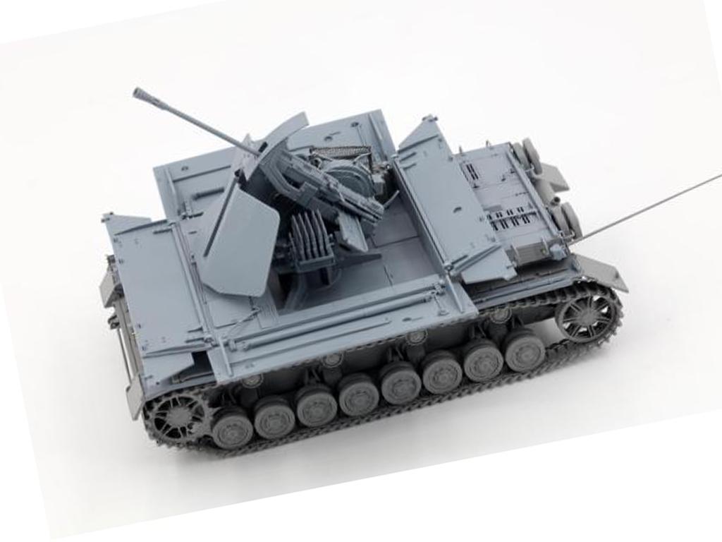 Mobelwagen 3,7cm Flak Auf Fgst Pz.Kpfw IV (Vista 6)