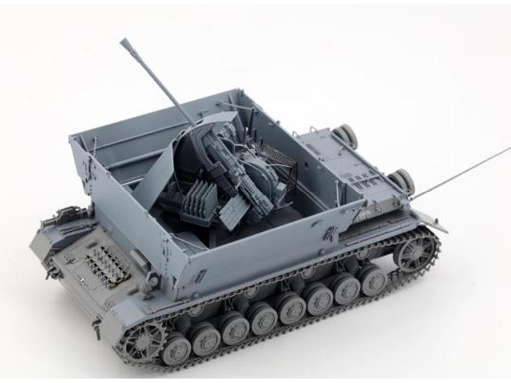 Mobelwagen 3,7cm Flak Auf Fgst Pz.Kpfw IV (Vista 7)