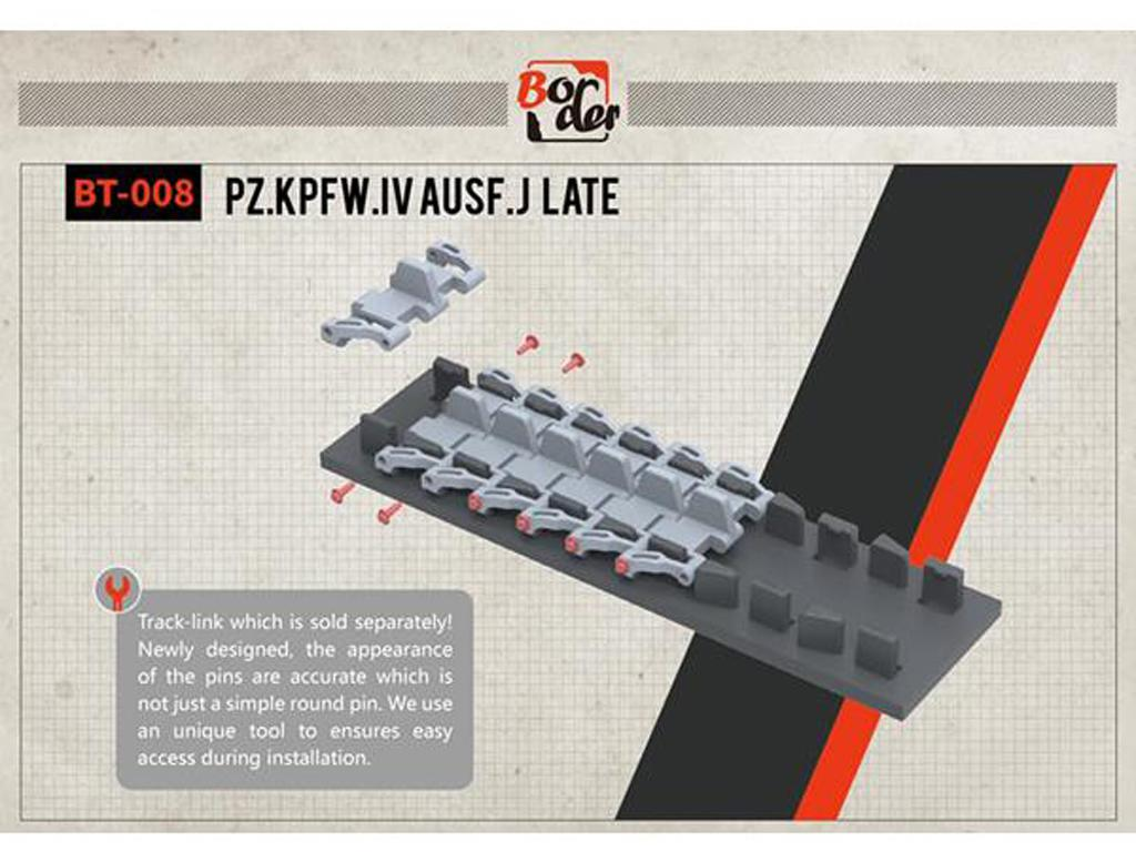 Panzer IV Ausf.J late (Vista 5)