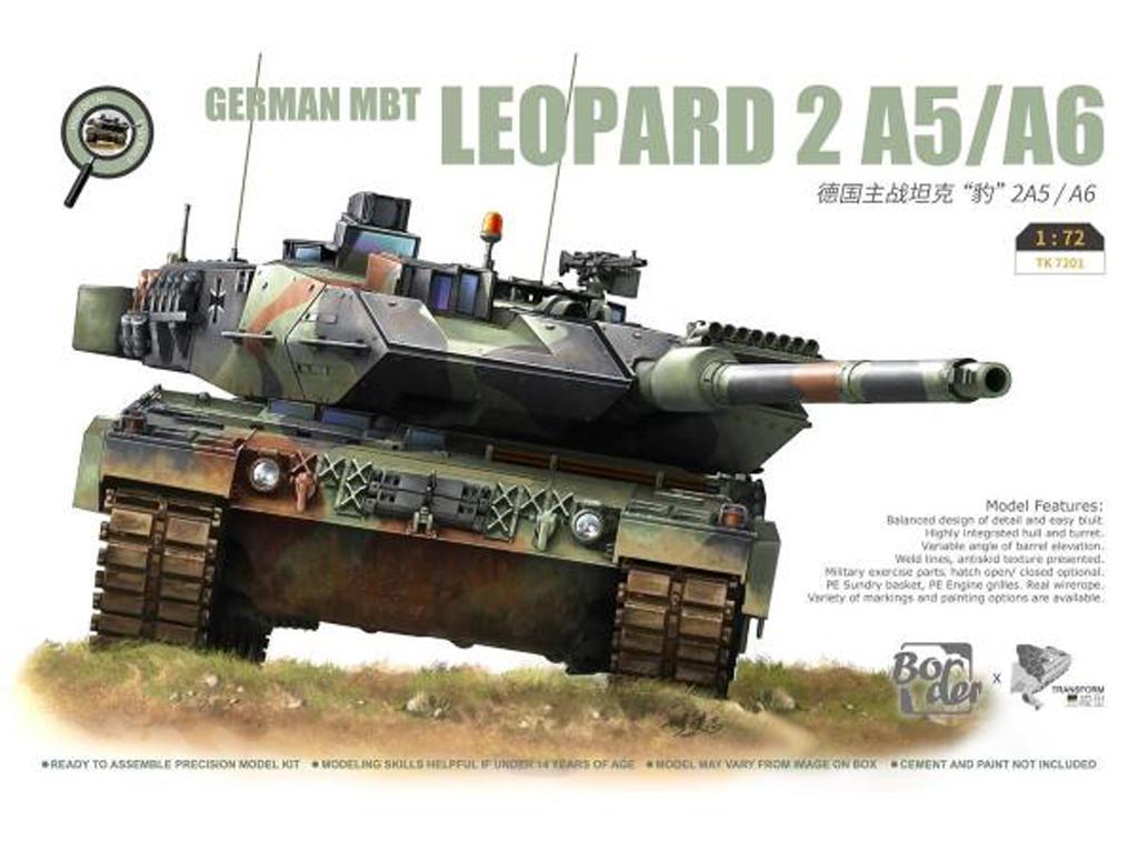 LEOPARD 2 A5 / A6 (Vista 1)