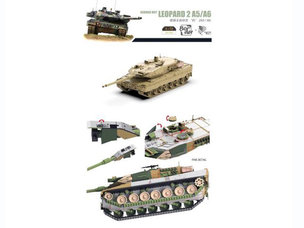 LEOPARD 2 A5 / A6 (Vista 4)