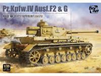Panzer IV Ausf. F1 mit Zusatzpanzerung (Vista 6)