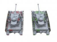 Panzer IV H Temprano / Medio con 4 Figuras (Vista 6)