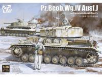 Panzer Beob.Wg.IV Ausf.J (Vista 11)