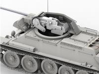 T-34 revisado (tipo 1) y T-34-76 (Vista 8)