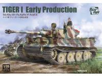 TIGER I Early Production, Battle of Kursk (Vista 9)