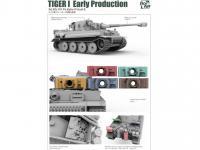 TIGER I Early Production, Battle of Kursk (Vista 12)