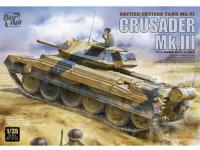 British Cruiser tank Crusader MkIII (Vista 2)