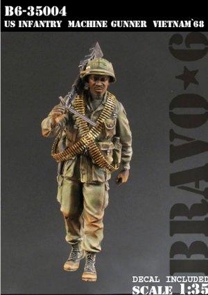 U.S. Infantry Machine-gunner Vietnam`68  (Vista 1)
