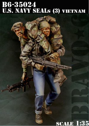 U.S. Navy SEALs (3) Vietnam  (Vista 1)
