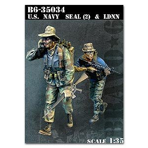 US Navy SEAL (2) & LDNN  (Vista 1)