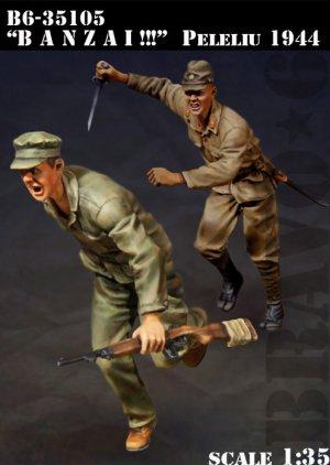 Banzai!!! Peleliu-1944   (Vista 1)