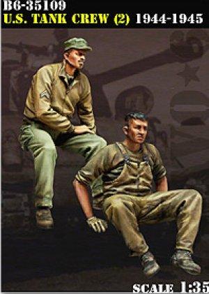 U.S. Tank Commander (2) 1944-45  (Vista 1)