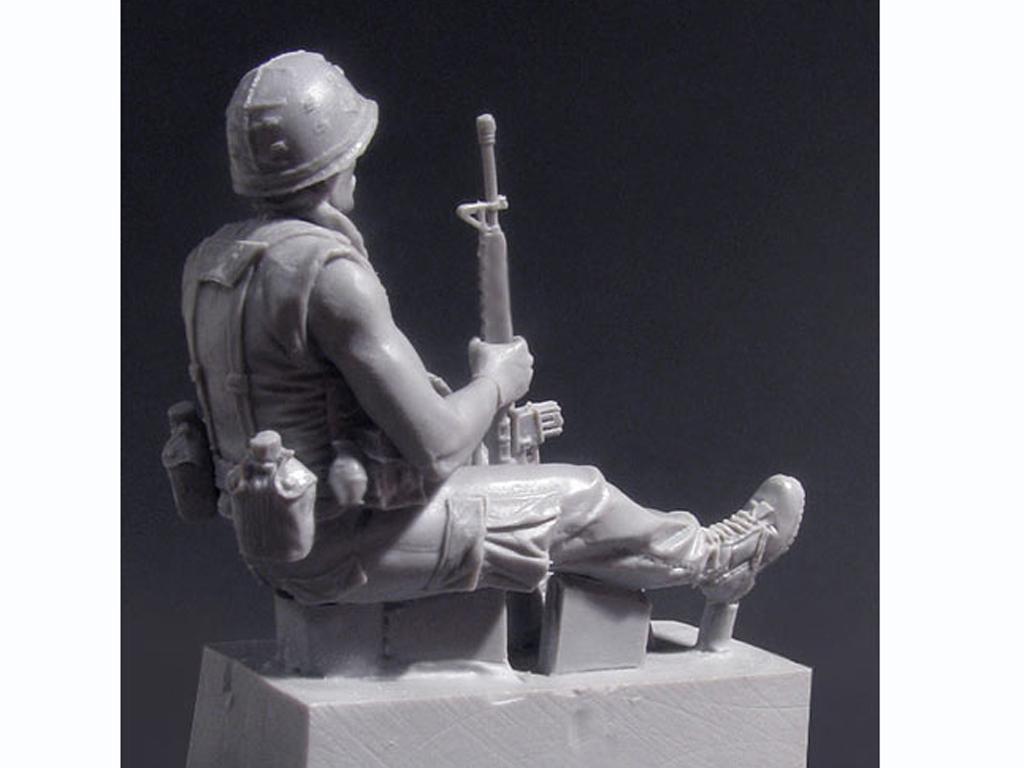U.S. Mech. Infantería SGT. Vietnam '68  (Vista 2)