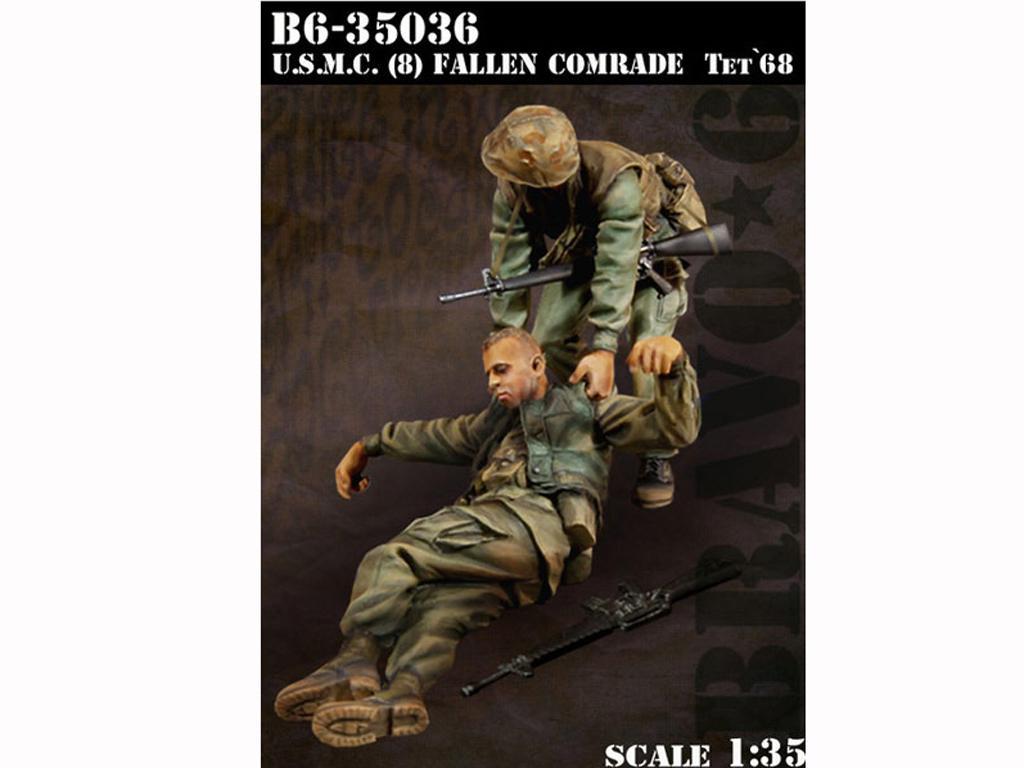 USMC(8) Fallen Comrade Tet`68 (Vista 1)