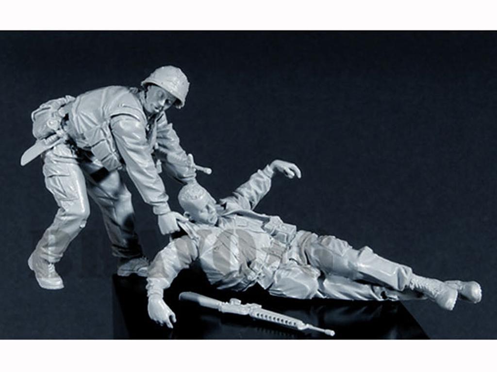 USMC(8) Fallen Comrade Tet`68 (Vista 3)