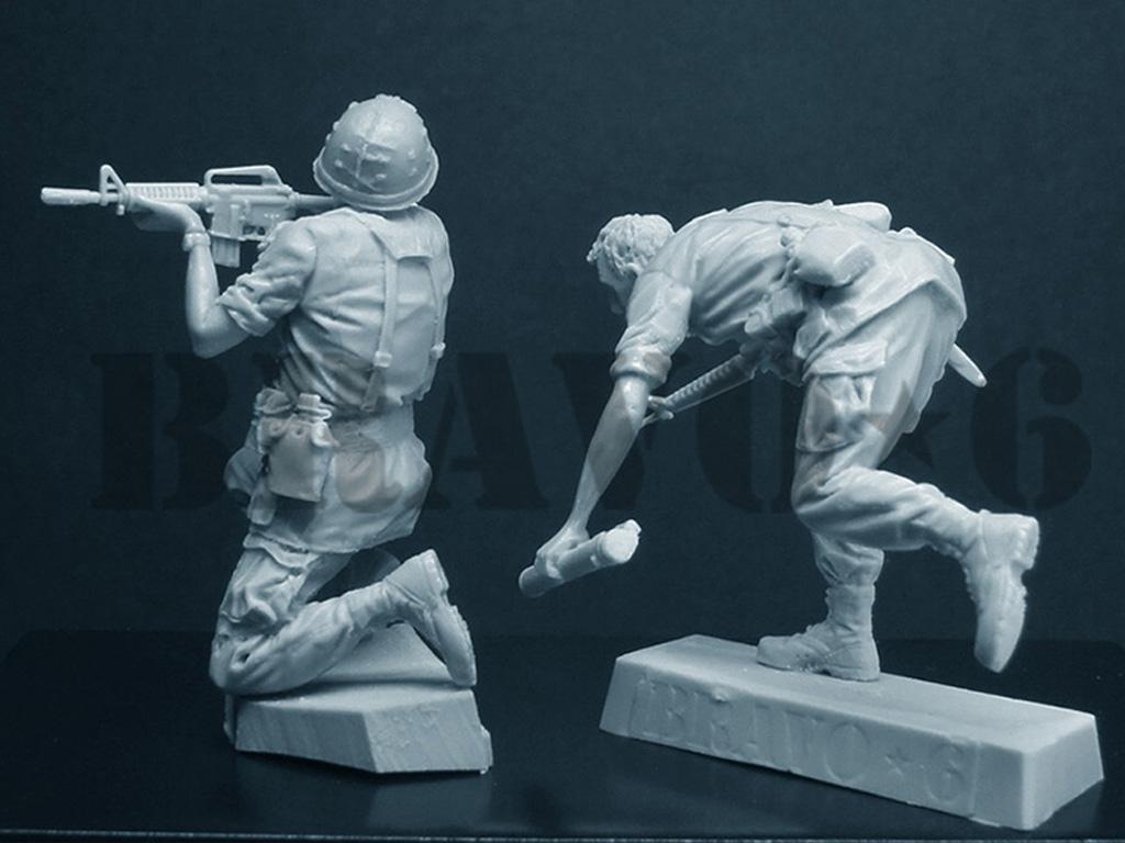 US Infantry 8 Get On Line! (Vista 2)
