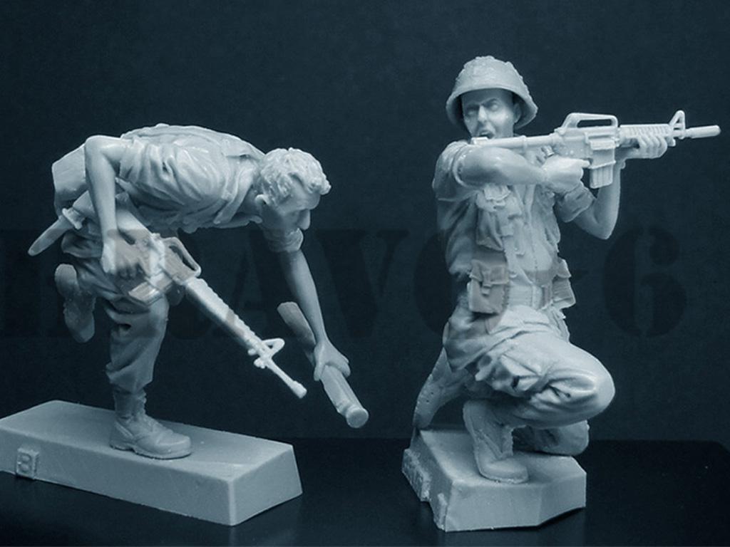 US Infantry 8 Get On Line! (Vista 3)