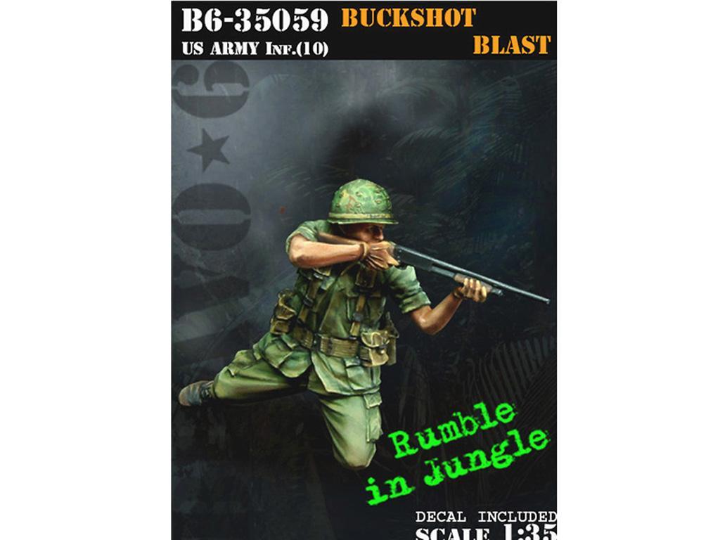 US Army Infantry 10 (Vista 1)