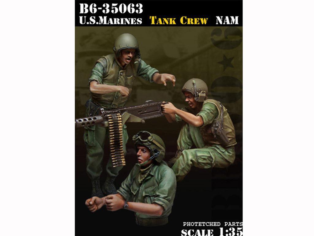 U.S. Marine Tank Crew NAM (Vista 1)