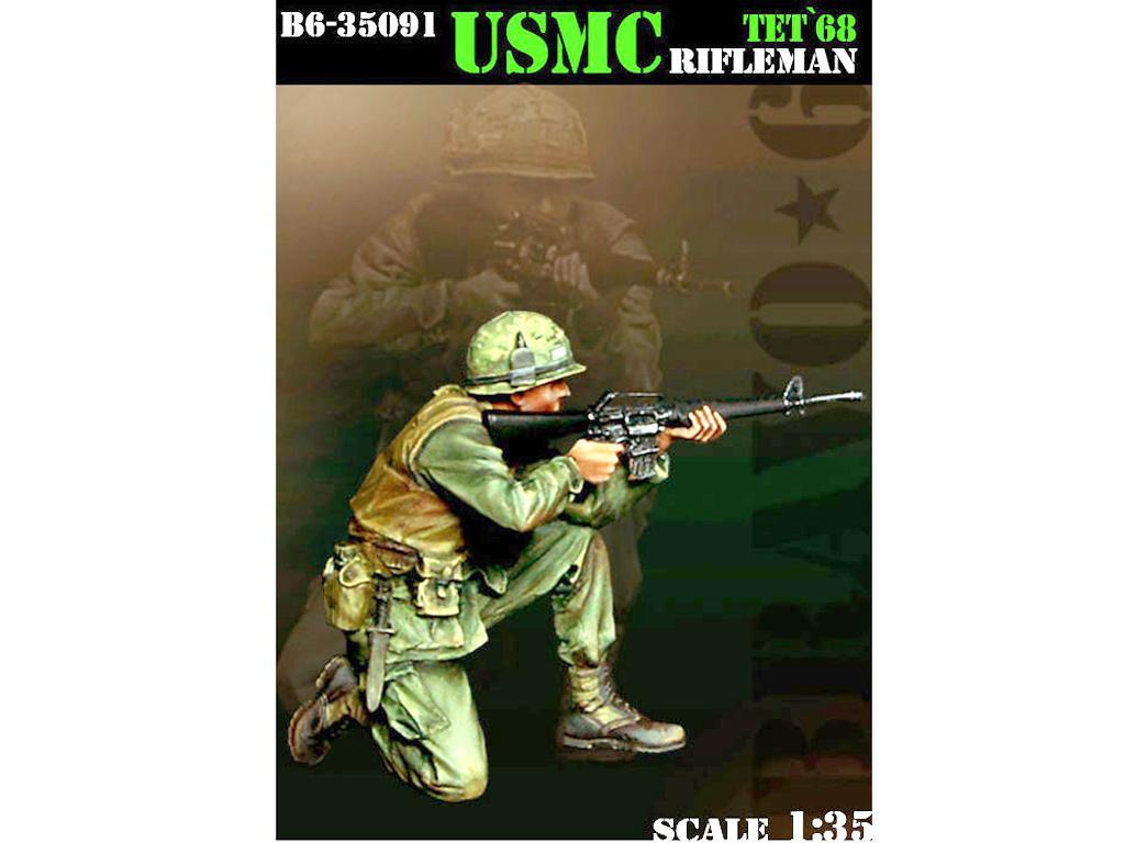USMC Rifleman Tet`68 (Vista 1)
