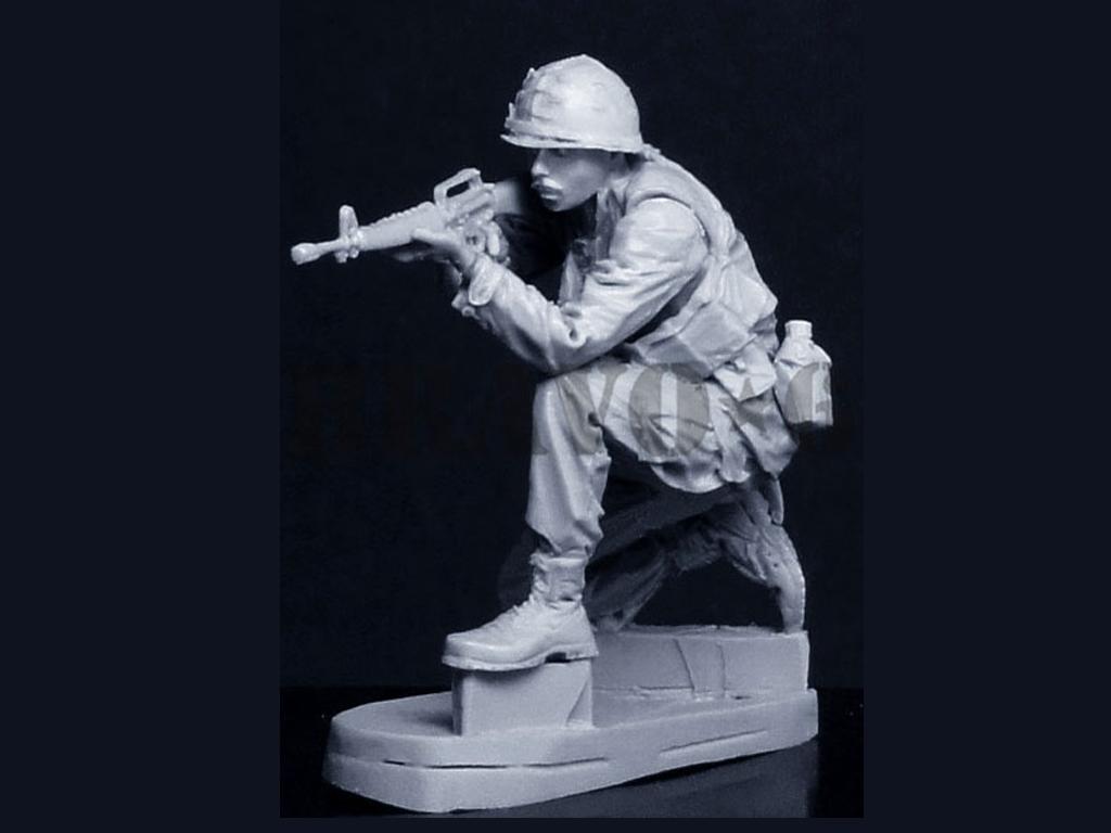 USMC Rifleman Tet`68 (Vista 4)