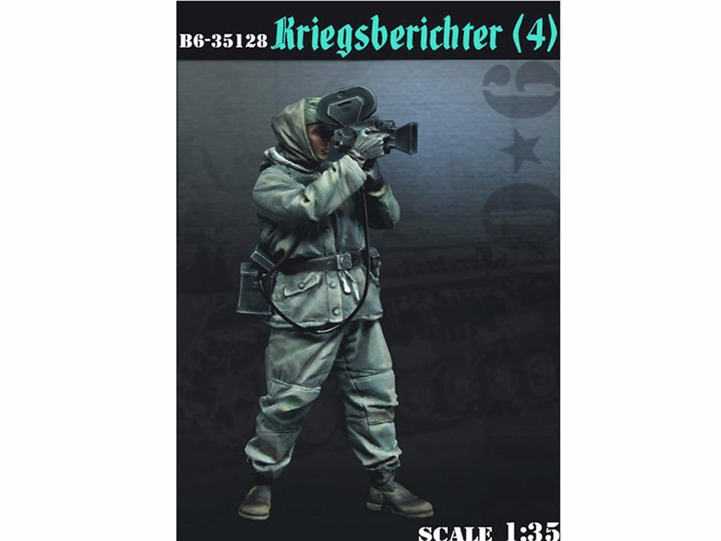 Corresponsal de guerra (Vista 1)