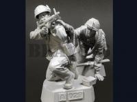 U.S.M.C. (3) Machine Gun Team TET '68 (Vista 5)