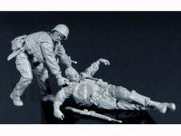 USMC(8) Fallen Comrade Tet`68 (Vista 6)