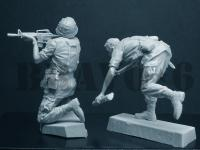 US Infantry 8 Get On Line! (Vista 5)
