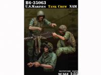 U.S. Marine Tank Crew NAM (Vista 5)